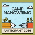 Headed to Camp NaNoWriMo