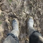 Writing Through Four Months of Mud