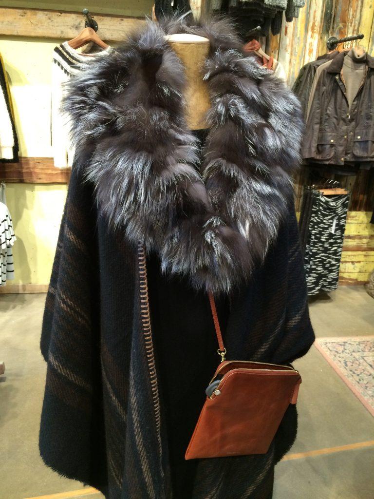 Iceland - Fur Collar
