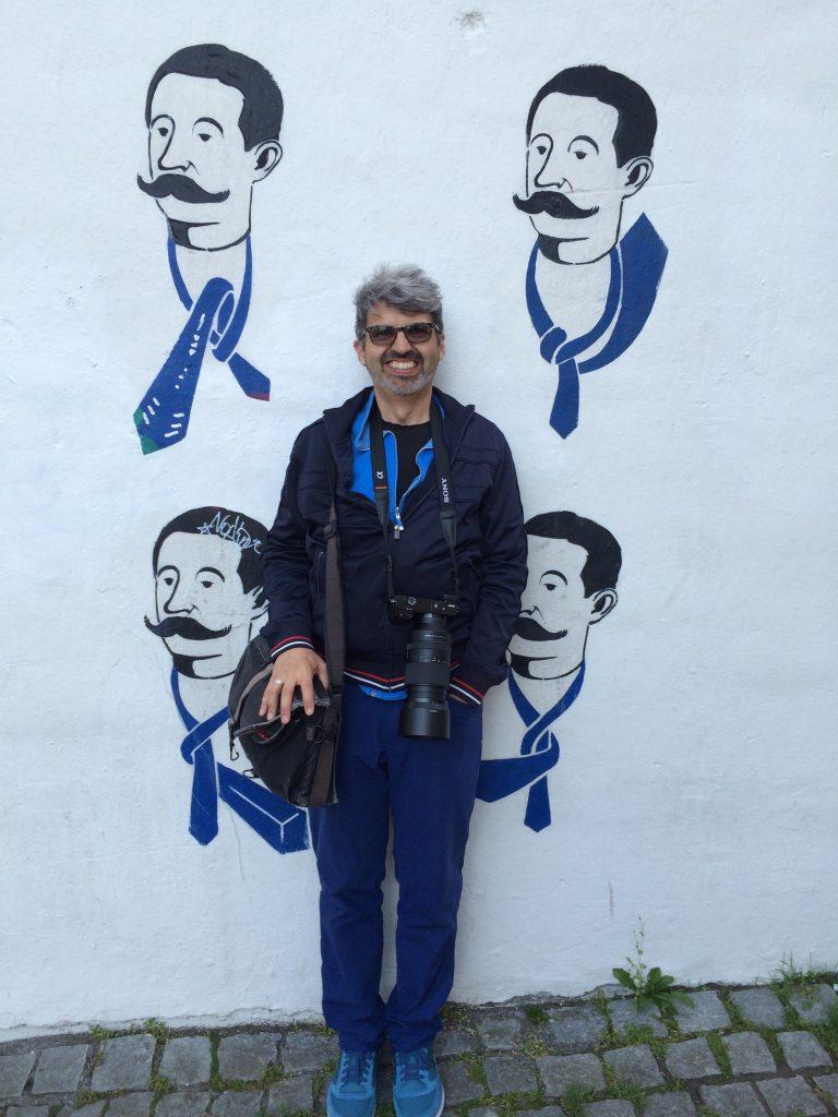 Iceland - Marcus Ties Mural
