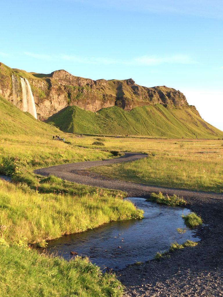 Iceland - Near Seljalandsfoss