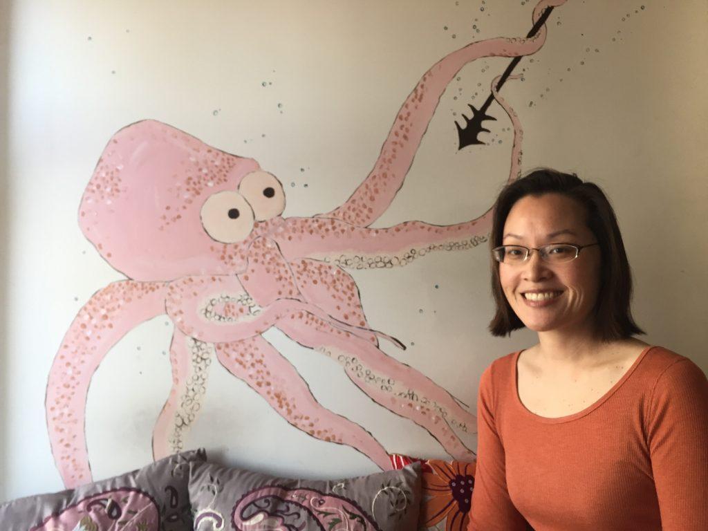 Iceland - Peg Octopus