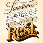 Guilt, Surrender & Rest