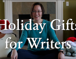 VLOG #4: Holiday Gifts for Writers