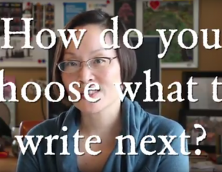 VLOG #2: How Do You Choose What to Write Next?