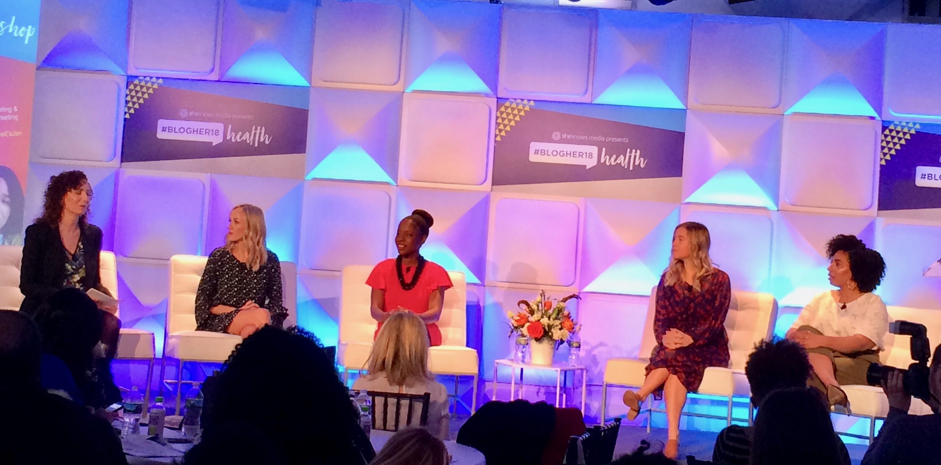 My Time at BlogHer18