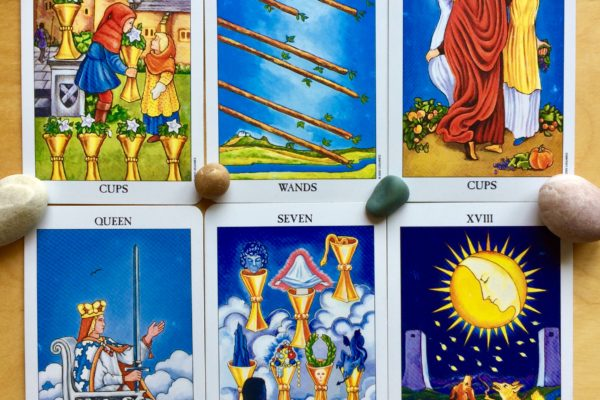 Tarot Touchstone for July 2021